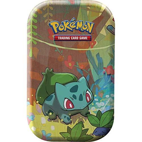 Lively Moments Pokemon Karten Mini Tin Box Bisasam DE Deutsch Sammelkarten / Metallbox