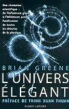 L'univers élégant - Robert Laffont - 21/09/2000