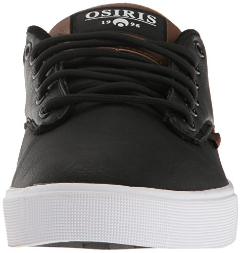 Osiris Slappy Vulc Black/White/Brown Schwarz