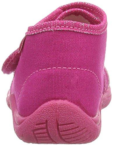 Beck Cat, Baskets Basses fille Rose - Pink (pink / 06)