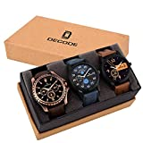 #10: Decode Analogue Multi-Colour Dial Boy'S And Men'S Watch-Combo Of 3 Exclusive Watches