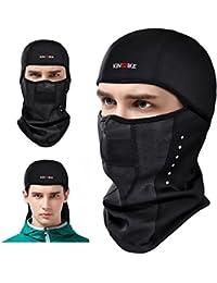 King Bike - Máscara de esquí, para hombre, mujer, niños (style1)
