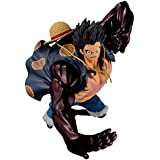 Banpresto - Figurine One Piece - SCultures Luffy Gear Fourth 18cm - 3296580338207