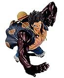 Banpresto 33820P-Figuras One Piece SCultures Big Zoukeio Special-Gear Fourth Monkey D. Luffy