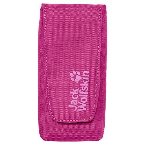 Jack Wolfskin Handyhülle Phone Cache Pink Passion 14 x 7 x 2 cm, 0.1 Liter Preisvergleich