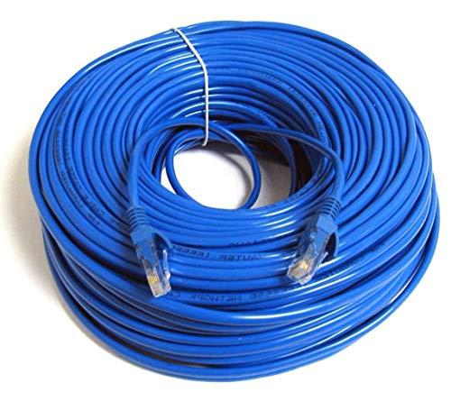 UbiGear New 150FT 50m blau RJ45CAT623-awg Ethernet LAN Netzwerk Internet Computer Patch Kabel -