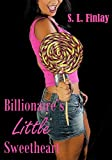 Book cover image for Billionaire's Little Sweetheart: An Age Play Romance