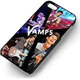 The Vamps On Stage for Funda iphone 6 and Funda iphone 6s Case (Black Hardplastic Case) O5Z2WS