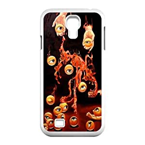 Samsung Galaxy S4 9500 Cell Phone Case White The hands of the eye FU8856598
