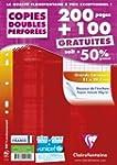 Clairefontaine - 44711c - Copies doub...