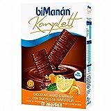 Bimanan Komplett Barrita Chocolate Negro y Naranja, 6Uds x 35g