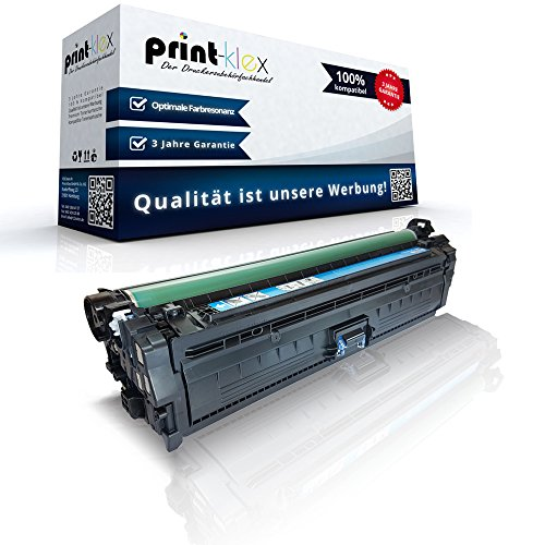 Preisvergleich Produktbild Kompatible Tonerkartusche für HP Color LaserJet Enterprise M553dn Color LaserJet Enterprise M553dnm CF361X CF361 X Cyan Zyan -Color Light Serie