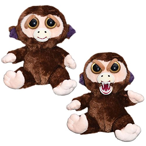 william-mark-feisty-pets-grandmaster-funk-adorable-plush-stuffed-monkey-that-turns-feisty-with-a-squ
