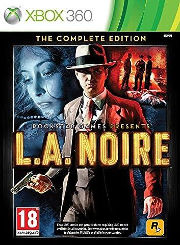 Mafia Xbox 360 - L.A. Noire - édition