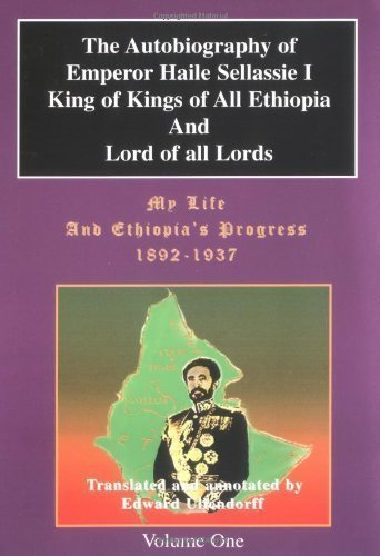 a biography of the life and political successes of haile selassie i Haile selassie is the name taken by tafarimakonnen, the last emperor of ethiopia and the messiah figure of the rastafarian religion he was the son of a chief adviser to emperor menilek ii of ethiopia and the ruler became his mentor, putting tafari in positions of power from a very early age.