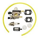 Beehive filtro aftermarket carburatore per Stihl BG45BG55BG65BG85SH55soffiatore zama c1q-s68g New