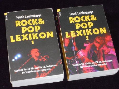 Frank Laufenbergs Rock- und Pop-Lexikon. 2 Bände