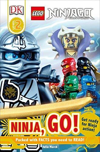 DK Readers L2: Lego(r) Ninjago: Ninja, Go! (DK Readers: Level 2) by DK Publishing (2-Jun-2015) Paperback