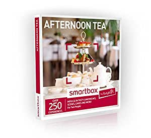 Buyagift Afternoon Tea Gift Experiences Box - 250 traditional afternoon tea experience days