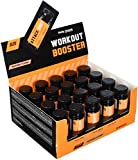 Body Attack'Attack Shot' Booster- Grapefruit, 20 x 60 ml