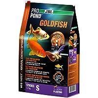 JBL 4126400Forro de Oro y estanques, diseño de Peces Nadando Forro Sticks, función Forro, propondgoldfish, tamaño S, 1700g