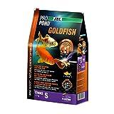 JBL 4126400 Futter Gold- und Teichfische, Schwimmende Futtersticks, Funktionsfutter, ProPondGoldfish, Größe S, 1700 g