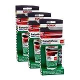 SONAX 3X 03050000 KratzerEntferner Kunststoff NanoPro Politur Silikonfrei 75ml