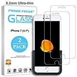 iPhone 7 Tempered Glass Screen Protector for Apple iPhone 7