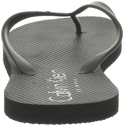 Calvin Klein Basic Flip Flop, Tongs homme Noir