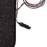 INrot Heiz Systeme Infrarot Teppichmatte mit 35 Watt Leistung für den Anschluss an 12 V, 40 x 50 cm, 70090 - 3