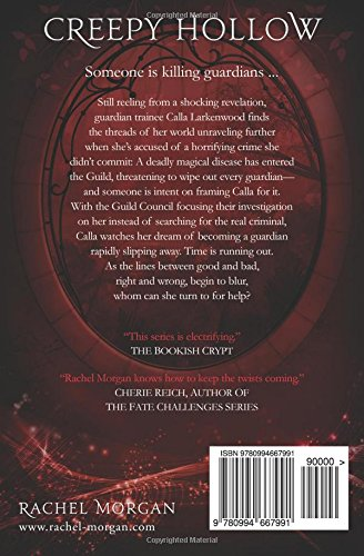 A Faerie's Revenge: Volume 5 (Creepy Hollow)