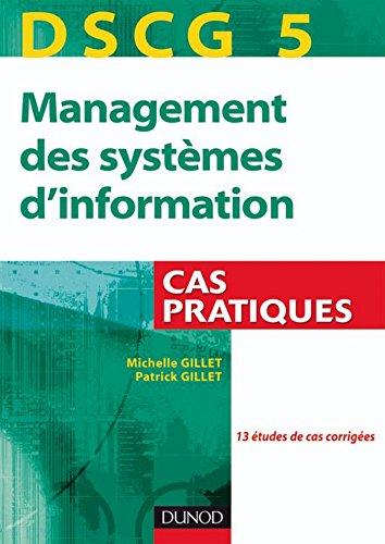 DSCG 5 - Management des systèmes d'...