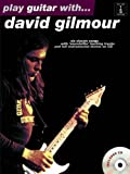 Gilmour David Play Guitar With Cd Tab