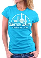 Breaking Bad Walter Labs Woman T-shirt