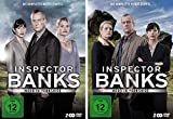 Inspector Banks Staffel 3+4 (4 DVDs)