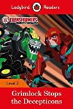 #9: Transformers: Grimlock Stops the Decepticons - Ladybird Readers Level 2