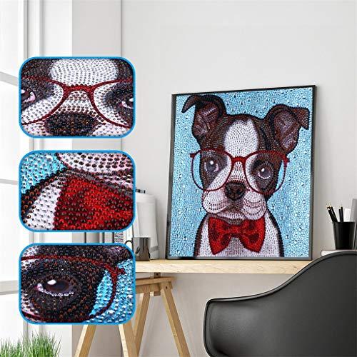 Diamant Malerei Full Kits 5D DIY, Bohrer Kits für Full DrillArtistic Stimmung Strass Stickerei Kreuzstich Kunst Malerei 2019 billig Markthym