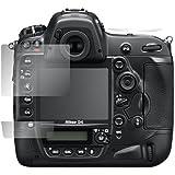 "3 x Slabo Film de protection d'écran Nikon D4 protection écran film de protection film ""Ultra Clair"" invisible MADE IN GERMANY"