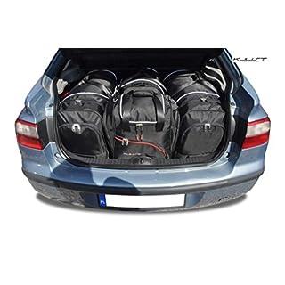 Auto-Taschen MASSTASCHEN ROLLENTASCHEN Renault Laguna Hatchback II, 2001-2007 CAR-Bags - KJUST