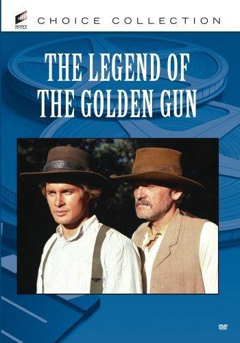 Bild von Legend Of The Golden Gun by Hal Holbrook