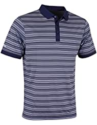 Callaway Fine Line Striped Polo de Golf Homme