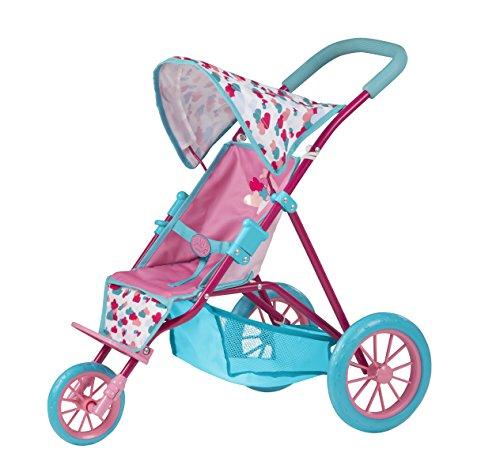 Baby Born 1423491Tri paseo muñeca Accesorios
