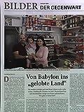 Von Babylon ins gelobte Land, chaldäische Christen aus Irak, in: BILDER DER GEGENWART, August 2009.