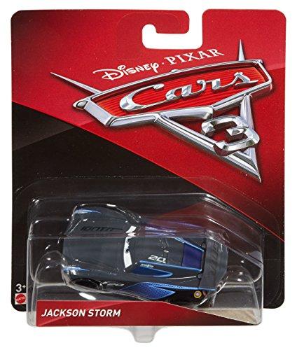 Image of Disney Cars 3 Die-Cast Jackson Storm