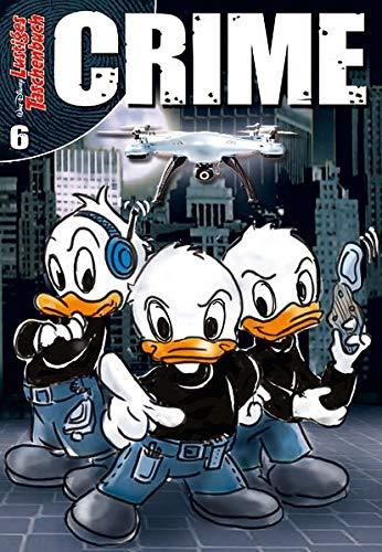 Buchseite und Rezensionen zu 'Lustiges Taschenbuch Crime 06' von Disney