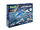 Revell 05797 60 anni Scala 1: 72 aircraft Set Regalo