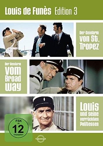 Bild von Louis de Funès Edition 3 [3 DVDs]