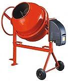 Hormigonera eléctrica 160 litros GUY NOEL semi-profesional