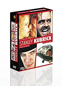 Stanley Kubrick - Coffret - Eyes Wide Shut + Shining + Orange mécanique + Full Metal Jacket