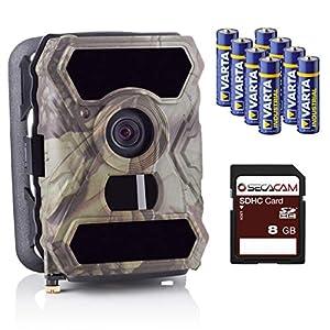 precio camara videovigilancia: SECACAM HomeVista Full HD Profesional para Exteriores, cámaras de Seguridad Wild...